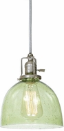 JVI Designs 1200-17-S5-LB Union Square Pewter Mini Ceiling Light Pendant