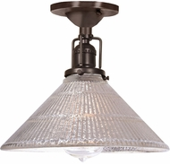 JVI Designs 1202-08-S2-MP Union Square Bailey Contemporary Oil Rubbed Bronze Ceiling Lighting