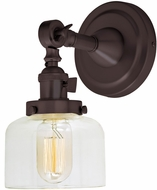 JVI Designs 1251-08-S4 Soho Shyra Contemporary Oil Rubbed Bronze Wall Lighting Sconce