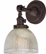 JVI Designs 1251-08-S5-MP Soho Madison Contemporary Oil Rubbed Bronze Wall Mounted Lamp