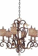 Kalco 2572 Chesapeake Traditional Ceiling Chandelier