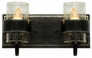 Kalco 2892 Bexley Transitional Style 12 Inch Wide Bathroom Lighting - 2 Lamps