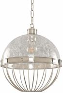 Kalco 311352PN Montauk Modern Polished Nickel 12  Drop Lighting