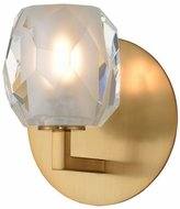 Kalco 311731WB Stella Contemporary Winter Brass LED Wall Sconce