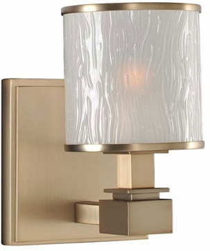 Kalco 313531BRB Destin Brushed Bronze Xenon Light Sconce