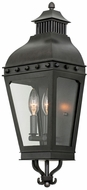 Kalco 403320AI Winchester Aged Iron Outdoor Light Sconce