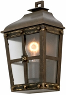Kalco 403420AGB Sherwood Aged Bronze Outdoor Wall Light Fixture