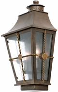 Kalco 403520AGB Belle Grove Traditional Aged Bronze Outdoor Wall Mounted Lamp