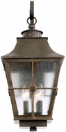 Kalco 403522AGB Belle Grove Traditional Aged Bronze Outdoor Medium Wall Lighting Fixture