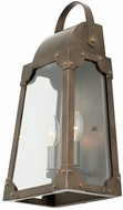 Kalco 403720AGB Arlington Retro Aged Bronze Exterior Wall Lighting