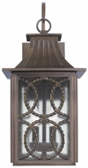 Kalco 404221AGB Monterey Traditional Aged Bronze Exterior Medium Wall Light Sconce