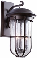 Kalco 404322BB Emerson Burnished Bronze Exterior Large Wall Lighting