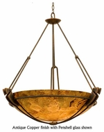 Kalco 4847 Grande 35  Pendant Light