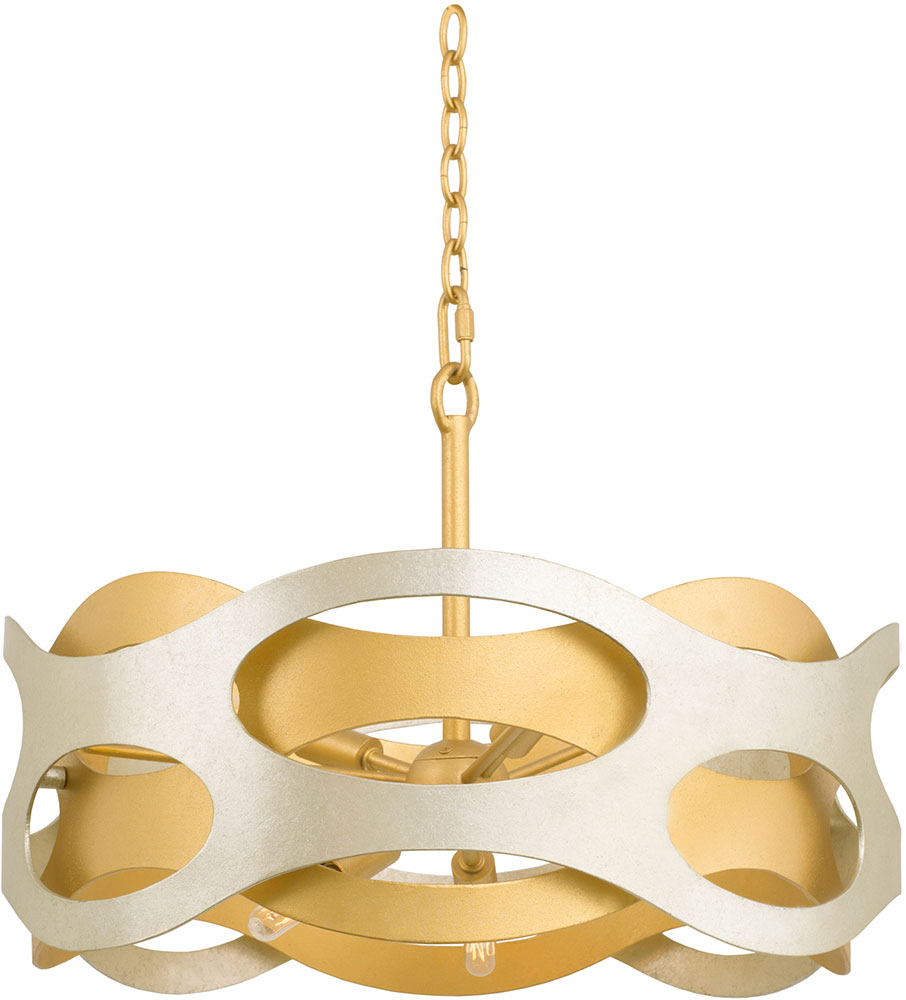 Kalco 501351JM Lodi Contemporary Jewel Metallic Hanging Light ...