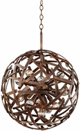 Kalco 501553CP Ambassador Modern Copper Patina 20  Lighting Pendant