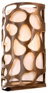 Kalco 501920CP Gramercy Modern Copper Patina Wall Sconce Lighting
