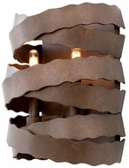 Kalco 502620BS Fulton Contemporary Brownstone Wall Light Sconce