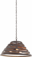 Kalco 503452BZG Tempest Contemporary Bronze Gold Ceiling Light Pendant