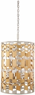 Kalco 503952JM Broadway Contemporary Jewel Metallic Entryway Light Fixture