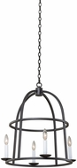 Kalco 506951BI Wickenburg Black Iron 21  Hanging Pendant Light