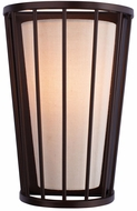 Kalco 507022BZ Pacifica Contemporary Bronze Wall Lighting Sconce