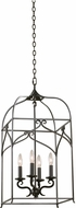 Kalco 508250HB Somers Heirloom Bronze 14  Foyer Lighting Fixture