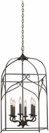 Kalco 508251HB Somers Heirloom Bronze 16  Entryway Light Fixture