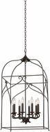 Kalco 508252HB Somers Heirloom Bronze 19  Foyer Lighting