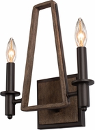 Kalco 508920SZ Duluth Satin Bronze Light Sconce