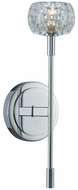 Kalco 511621CH Mae Modern Chrome LED Lighting Sconce