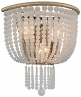 Kalco 511821BCG Esperanza Brushed Champagne Gold Light Sconce