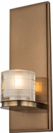 Kalco 512421LB Library Modern Library Brass LED Lighting Wall Sconce
