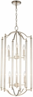 Kalco 512952PN Provence Polished Nickel Foyer Lighting