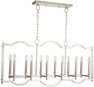 Kalco 512961PN Provence Polished Nickel Kitchen Island Light