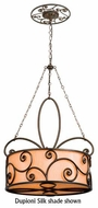 Kalco 5415AC Windsor Round Pendant Light