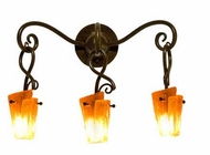 Kalco 5513 Preston 18 Inch Wide Contemporary Wall Sconce Lighting Fixture