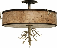 Kalco 6613 Oakham Country Bronze Gold Home Ceiling Lighting