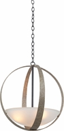 Kalco 7096 Irvine Modern Vintage Iron Lighting Pendant