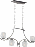 Kalco 7355 Seabrook Modern Kitchen Island Light Fixture