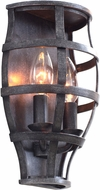 Kalco 7491 Townsend Traditional Vintage Iron Light Sconce