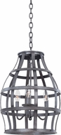 Kalco 7493 Townsend Traditional Vintage Iron Entryway Light Fixture