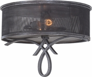 Kalco 7527 Delancy Vintage Iron Ceiling Lighting