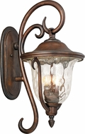 Kalco 9002 Santa Barbara Traditional Exterior Wall Mounted Lamp
