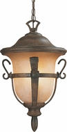 Kalco 9396 Tudor Traditional Outdoor Drop Ceiling Lighting