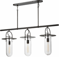 Kelly by Kelly Wearstler KC1023AI Nuance Modern Aged Iron Kitchen Island Light Fixture