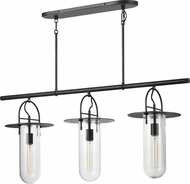 Kelly by Kelly Wearstler KC1023AI Nuance Contemporary Aged Iron Kitchen Island Lighting