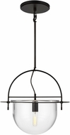 Kelly by Kelly Wearstler KP1031AI Nuance Modern Aged Iron Pendant Light Fixture