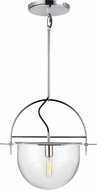 Kelly by Kelly Wearstler KP1031PN Nuance Modern Polished Nickel Hanging Light