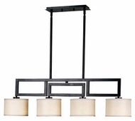 Kenroy Home 10064ORB Endicott Large Modern Kitchen Island Light