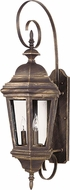 Kenroy Home 16314AP Estate Traditional Antique Patina Wall Lamp